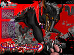 OFFICIAL HEINOUSHOUND MAGZ AD. by Spyroflamesredsbum