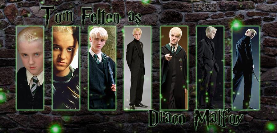 Draco Malfoy by HippieSarah94