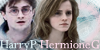 Harry and Hermione Icon by HippieSarah94
