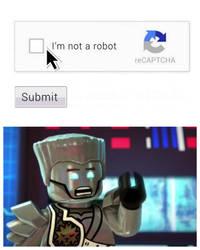 Zane And The reCAPTCHA Test