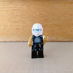 Lego - Zane (Ninjago)