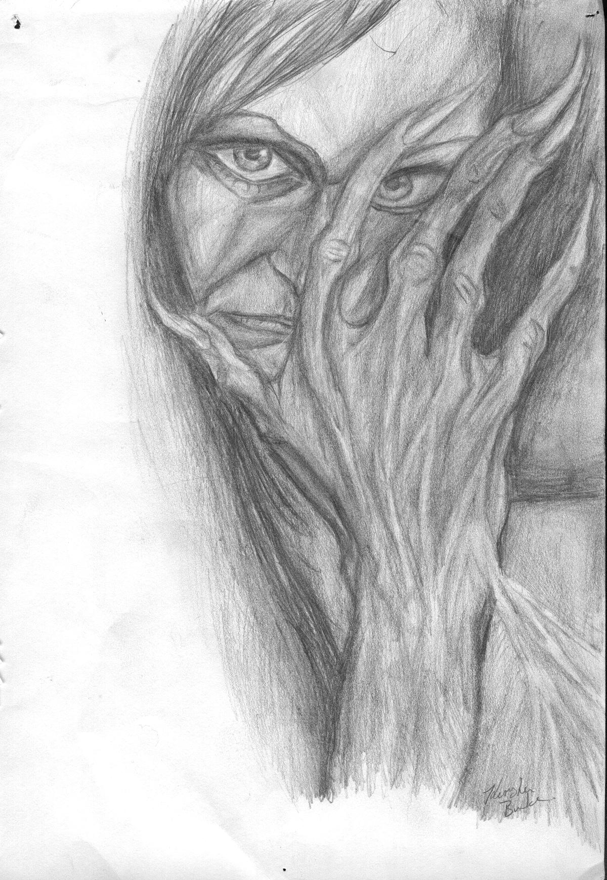 Evil Fairy Queen by Skunko22 on DeviantArt