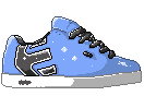 Love Etnies - Blue by loulaLETHAL