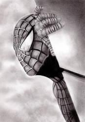 Spiderman by twilightlovuuhhh