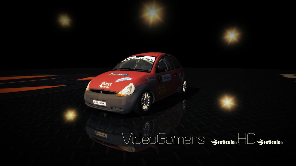 Rfactor Ford Ka A By Thvideogamershd