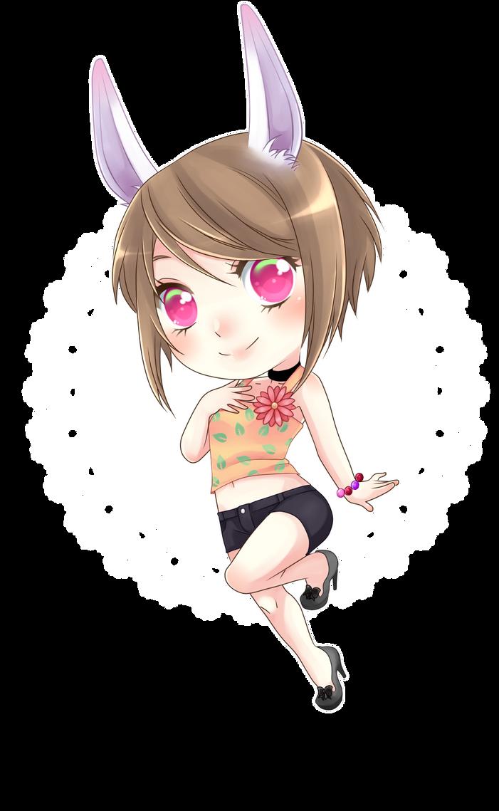 Chibi Yurikai by asamiXD