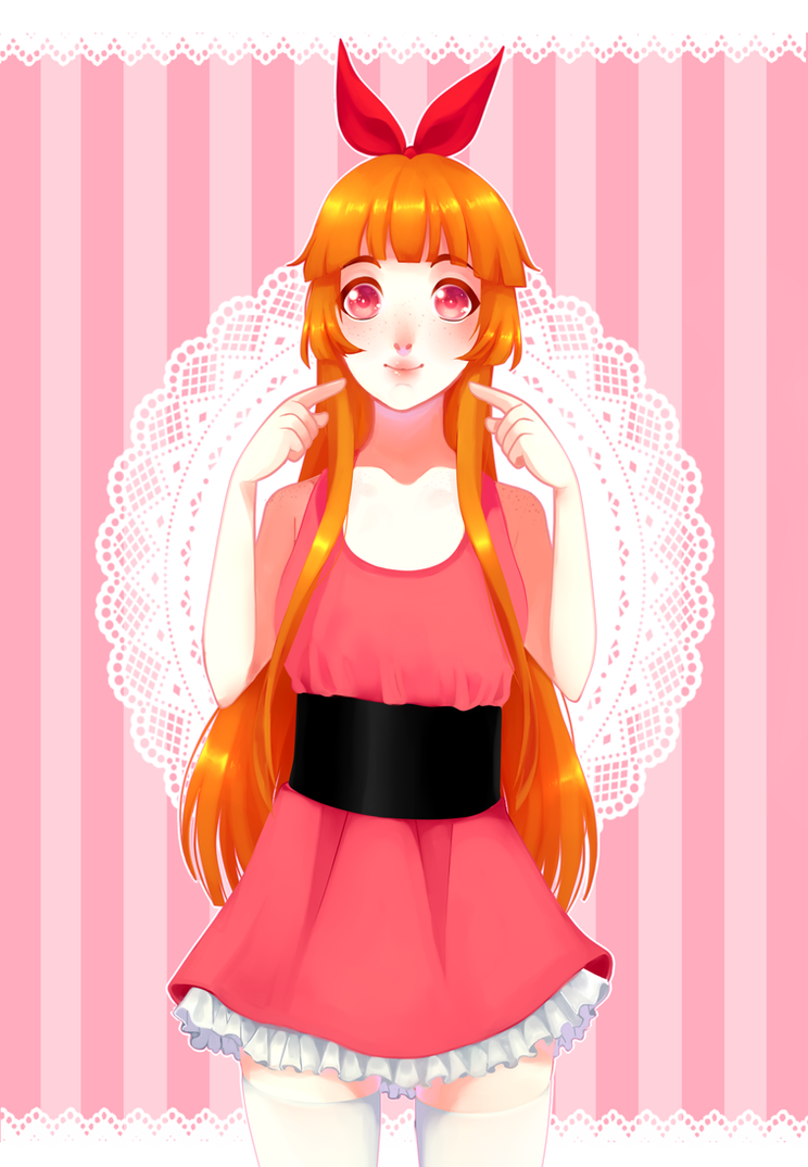 Blossom by asamiXD