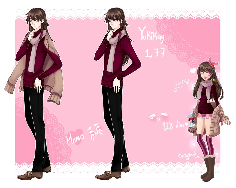 :remake sucretto: Yukikai by asamiXD