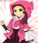 Pink Ridding Hood