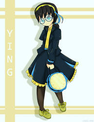 Ying Gothic Clock