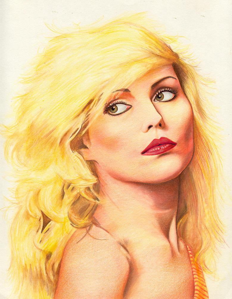 blondie by blurhead