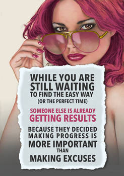 While you are still waiting..........