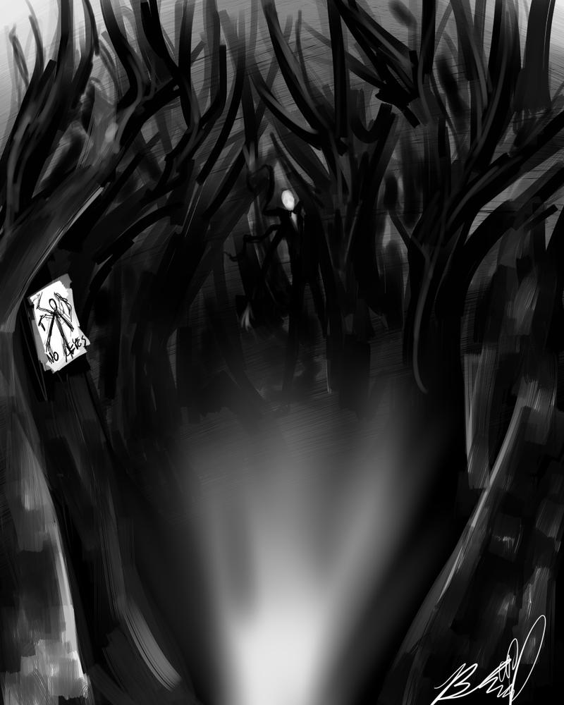 Slender by HorrorEmpress
