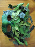 The Green Man Mask