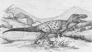 Hypoemtasia Bestiary - Pseudotyrant