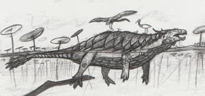 Hypoemtasia Bestiary - Xuanwu