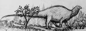 Hypoemtasia Bestiary - Belovodonyx