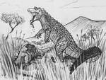 Hypoemtasia Bestiary - Kasai