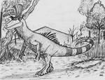 Hypoemtasia Bestiary - Dracocursor [2.0]
