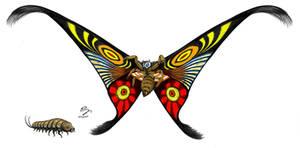PROJECT 54: Mothra