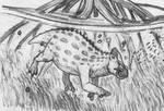 Hypoemtasia Bestiary - Hadronatans by Hypoem87