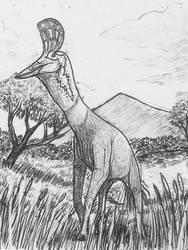 Hypoemtasia Bestiary - Cursodactylus
