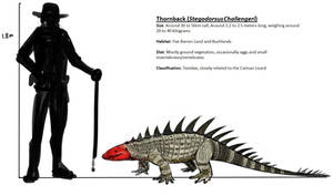 Special - Thornback (Lost World Spec Challenge)