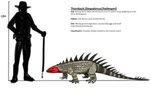 Special - Thornback (Lost World Spec Challenge)