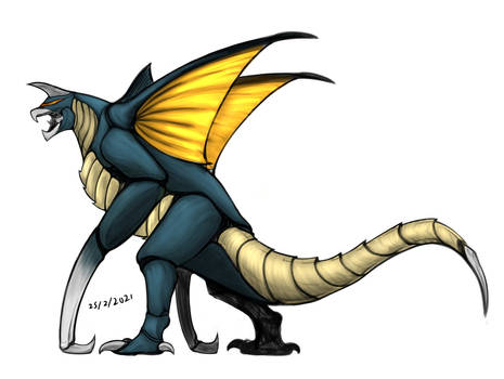 PROJECT 54: Gigan