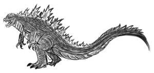 Digital Sketches - Goji (New)