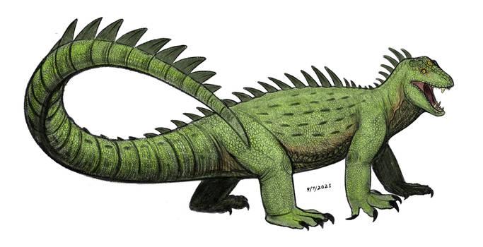PROJECT 54: Rhedosaurus