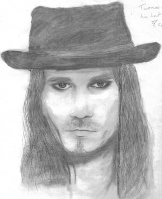 Tuomas Holopainen by DruidElf