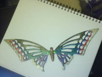 Butterfly by DruidElf