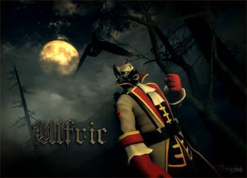 TF2 Ulfric! | Medic OC by krisyasha