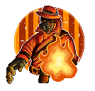 TF2 Pyro|Playing With Fire by krisyasha