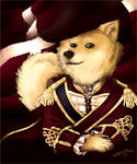 The Danish Admiral Doge   Commission for Lasse