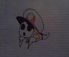 Paper Mario Chapter 4 boss by sonicfan40