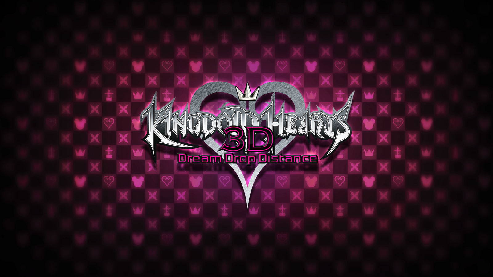 Kingdom Hearts 3d Dream Drop Distance Wallpaper By