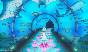 glowy aquarium oooo