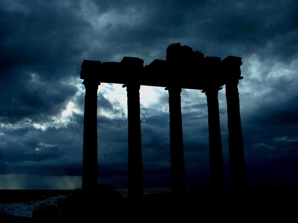 The last Ruine by Phehliks