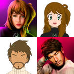 HB Kyt: trainers in real life by runno20