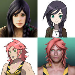 Trainers in real life 2 by runno20