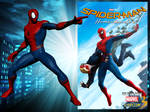 Homecoming Spider-Man for UMvC3