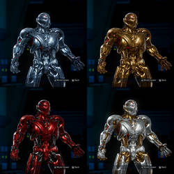 MCU Ultron for MVCI by Fewtch