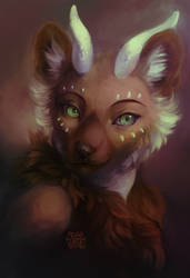 [commission] fern by revioLATE