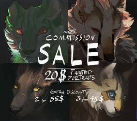 limited commission sale [closed]