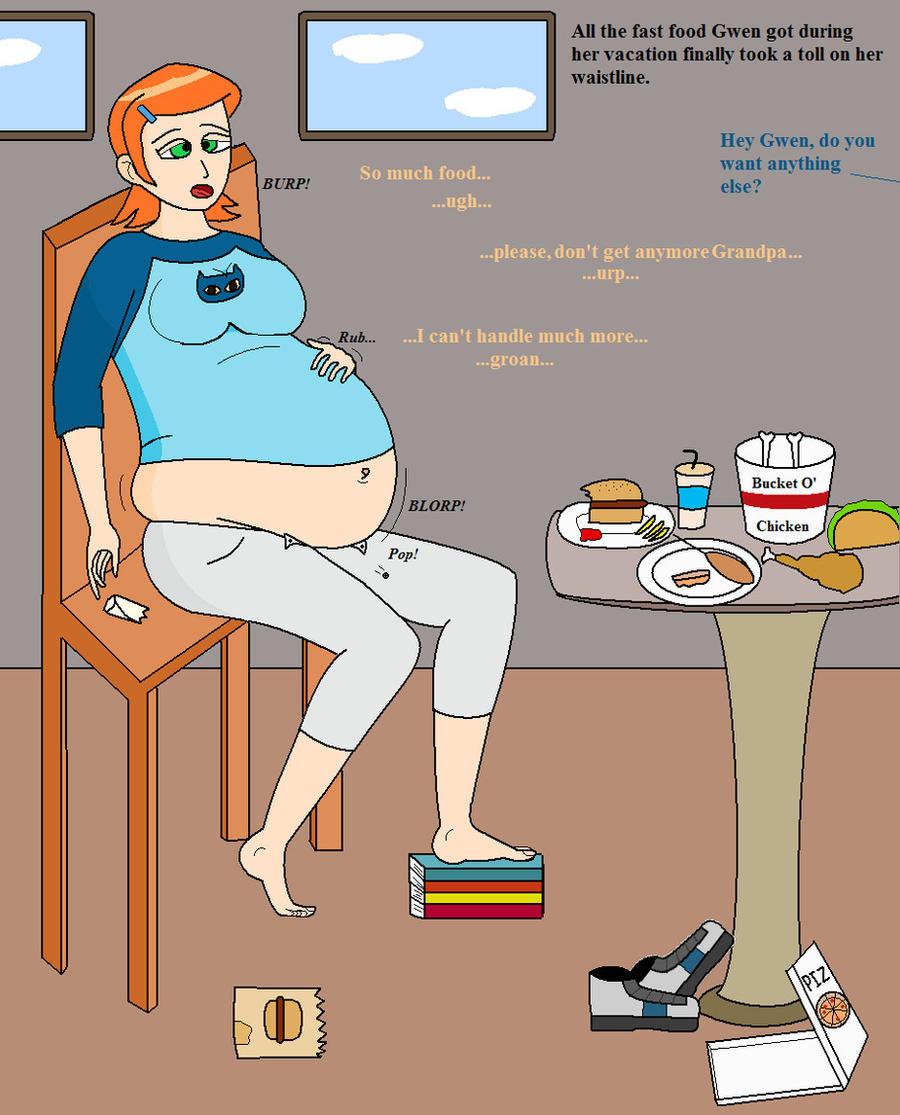 Gwen's Fast Food Diet by daysdays
