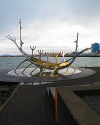 Sun Voyager by YggdrasilsMuse