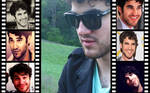 ABC's of Darren Criss - B