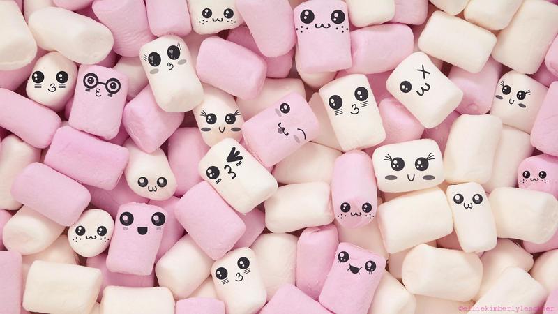 Marshmallowinnies by k-i-mm-i-e